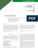 Triage Hospitalario