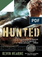 Hearne, Kevin - Crónicas Del Druida de Hierro 06 - Hunted