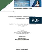 Evidencia 5 Informe Insumo Para El Plan de Comunicación Digital