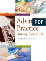 Advanced Practice Nursing Procedures - Colyar, Margaret [SRG]