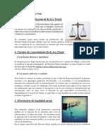 Las Fuentes Del Derecho Penal