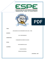 Informe_implementacion de Vlans