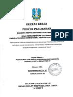 Contoh - Laporan Proper - Diklat Pim IV - 8 Agt 2017