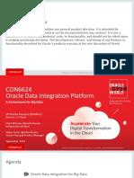 CON6624 - Data Integration for Big Data