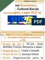 b. Ingreso y Mercado Internacional