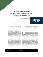 elaboracion de planes estrategicos.pdf