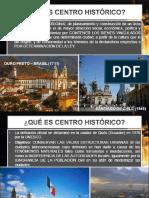 Semana 5 Clase Centro Historico