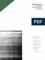 Morrone sitematica,fundamentos,metodos,aplicaciones.pdf