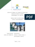 5.Manual de Control Electromecanico 2014