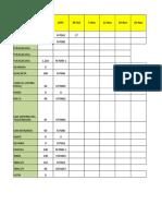 Informe Semanal de Dosis Aplicadas de Influenza Rafael