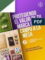 Programa 3er Simposio de Seguridad en La Cadena Alimentaria 28AGO17 (2)