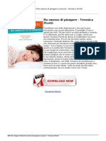 Leggere Il Libro Ho Smesso Di Piangere Veronica Pivetti Scaricare
