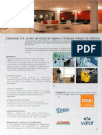 Brochure Cleanwell
