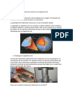 Geologia Tarea Del Tema 1 y 2 y 3
