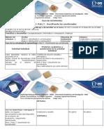 Guía de Actividades y Rúbrica de Evaluación Reto 2 Descrifrando Las Coordenadas