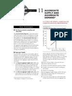 Guía de Estudio 6 - Oferta Agregada y Demanda Agregada