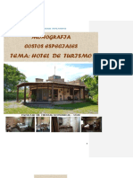 Monografia Hotel Turistico 2017 Term