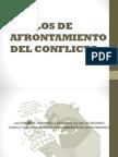 Estilos de Afrontamiento Del Conflicto
