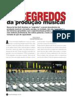 DJ - Os Segredos Da Produção Musical
