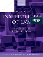 (Law, State, And Practical Reason) Neil MacCormick-(2007)