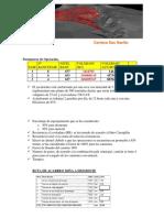 Parámetros de Operación Proyecto de La Cantera San Benito