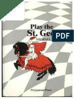 Basman, Michael-Play the St George
