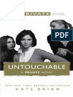 Untouchable 3er Libro Saga Private(Kate Brian)