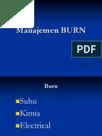 Manajemen BURN