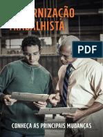 Cartilha Lei Trabalhistas 2017