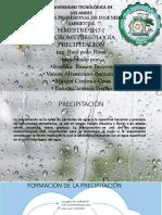 IVOSHKA-precipitacion