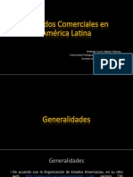 Acuerdos Comerciales en América Latina