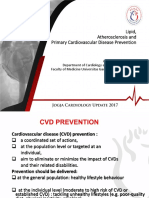 Lipid Atherosclerosis and Primary CVD Prevention