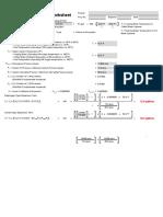 Expansion Tank Sizing Worksheet
