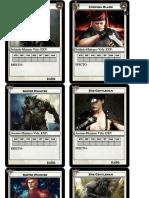 Multiverce Cards