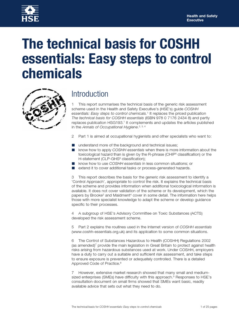 Coshh register template agenda template for word turnover report easy steps to control chemicals occupational hygiene personal 1515020176v1 easy steps to control chemicals coshh register template coshh register template pronofoot35fo Image collections