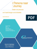 Van Buyer Persona Naar Customer Journey