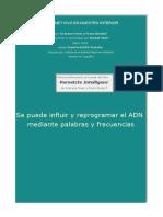 Los Descubrimientos Rusos Sobre El Adn PDF