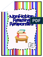 NonfictionReadingResponses2nd5thGrades