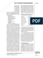 1.1 Overview Instrumentation Flow Cytometry protocols