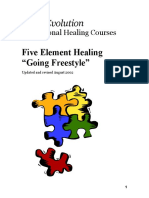 5 Element Healing- Going Freestyle 3rd Manual