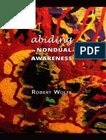 Abiding in Nondual Awareness_ e - Robert Wolfe