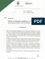 Orso, l'ordinanza della Provincia di Trento