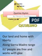 Quirino Hymn