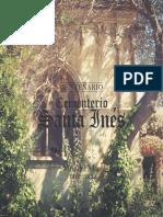 """Chile, """"Cementerio Santa Inés, Viña del Mar, Centenario 1912 - 2012"""""""