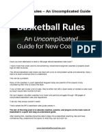 Basketball Rules