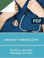 Anatomia i Fizjologia Czlowieka