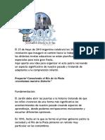 El 25 de Mayo de 2010 Argentina Celebrará Los 200 Años Deproyecto La Revolución Que Inauguró El Camino Hacia La Independencia