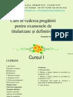 Cristina VASILE_Curs 1 Metodica