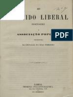 Ao Partido Liberal Portuguez, A Associação Popular Promotora Da Educação Do Sexo Feminino