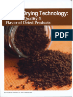 Freeze Drying Technology Foodreview Vol Viii No 2 Feb 2013 p52 57